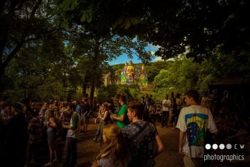 Viewpoint Stage. Photo Credit: C W Photographics.