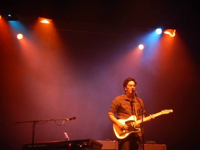 Luke Sital-Singh @ The Pleasance Theatre, Edinburgh, 18/09/14