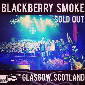 Photo Credit: Blackberry Smoke.