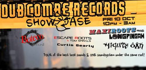 Dubcombe Records Boteco