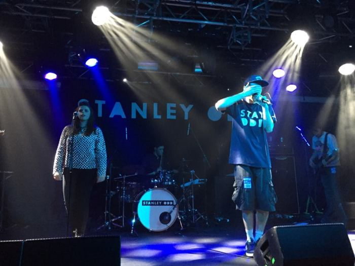Stanley Odd @ The Liquid Rooms, Edinburgh. 21st November 2014.