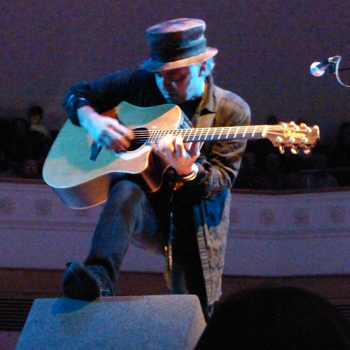 Nils Lofgren @ The Royal Concert Hall, Glasgow.