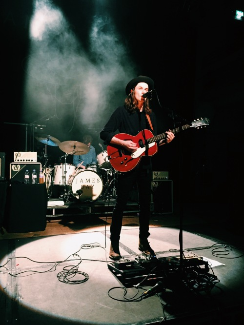 James Bay at The Queens Hall, Edinburgh.