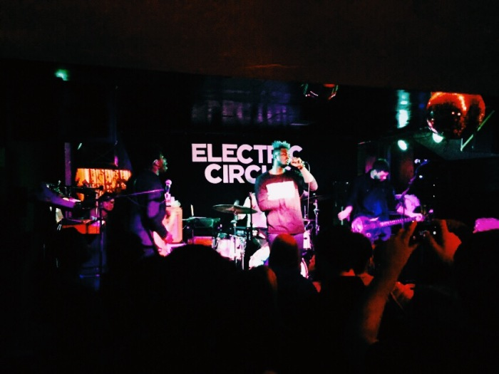 Bipolar Sunshine at Electric Circus. 29/03.