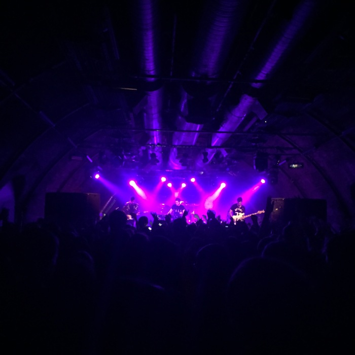 Walk The Moon @ The Arches, Glasgow.