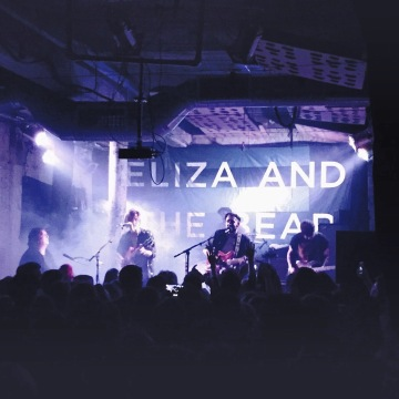 Eliza and the Bear at Stereo, Glasgow
