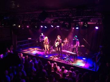 The Shires at The Liquid Rooms, Edinburgh