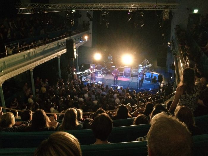 Bear's Den at The Queens Hall, Edinburgh (05/10) [Image: Euan Tait]