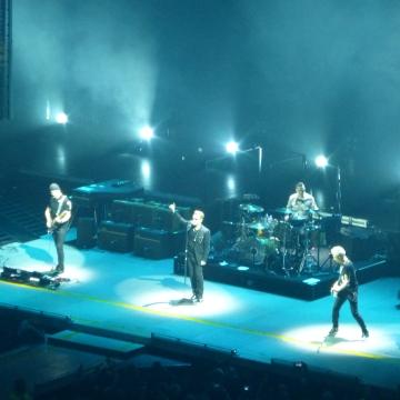 U2 at The Hydro
